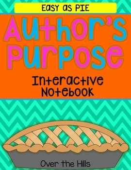 Interactive Journal for Author's Purpose