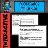 Economics Interactive Journal