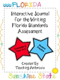 Interactive Journal for the Writing FSA (Florida Standards Assessment)
