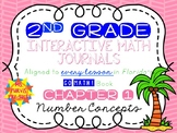 Interactive Journals - 2nd Grade - Number Concepts