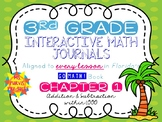 Interactive Journals - 3rd Grade - Adding & Subtracting within 1,000