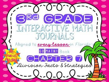 Interactive Journals - 3rd Grade - Division Facts & Strategies