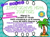 Interactive Journals - 5th Grade - Adding & Subtracting Fractions