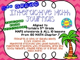 Interactive Journals - Multiplying Fractions