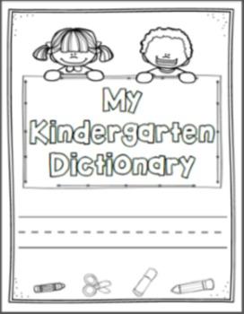 Interactive Kindergarten Dictionary