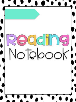 Interactive LITERATURE Notebook CCSS for 3rd-6th Grade