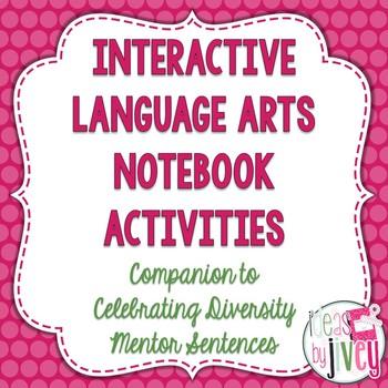 Interactive Language Arts Activities: Celebrating Diversity Companion (Gr 3-5)