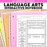 Interactive Language Arts Notebook !