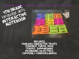 Interactive Language Arts Notebook