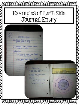 Interactive Language Journals {ALL 2nd GRADE LANGUAGE CCSS included}