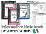 Interactive Notebook (in Italian)