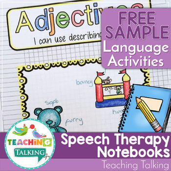 Interactive Language Notebooks - Free Sample
