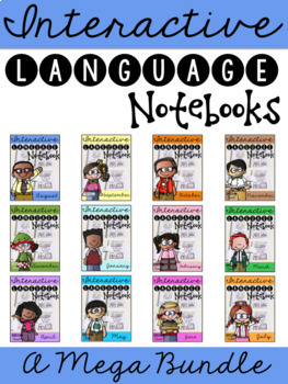 Interactive Language Notebooks for the YEAR {A Growing Bundle}