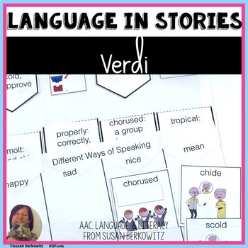 Verdi Interactive Language Resources and Informational Text on Snakes