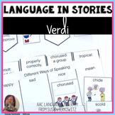 Verdi Interactive Language Resources and Informational Tex