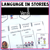 Verdi Interactive Language Resources and Informational Tex