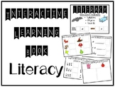 Interactive Learning Book- Literacy (Distance Learning)