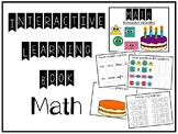 Interactive Learning Book- Math (Distance Learning)