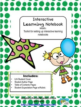 Interactive Learning Notebook Setup toolkit. Math