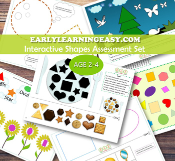 Interactive Learning Shapes for Toddlers