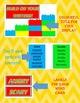 Interactive 'Lego' Style Thesaurus Word Wall