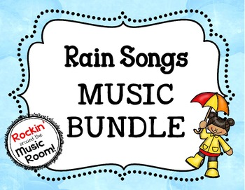 Interactive Lessons - Rain Songs Collection