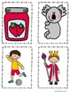 Alphabet - Interactive Printables and Mini Lessons - Kk to Rr