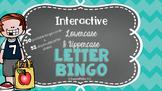 Interactive Letter BINGO!