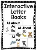 Interactive Letter Books