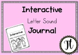Interactive Letter Sound Notebook