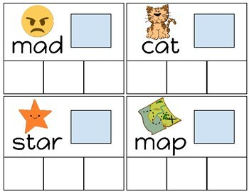 Interactive Leveled Rhyming Word and Final Sound Matching Bundle