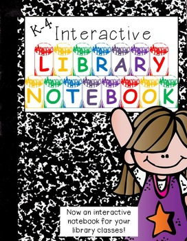 Interactive Library Notebook for the Teacher Librarian
