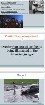 Interactive Lit. Term Powerpoint