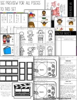 Interactive Literature Notebook {2nd-4th Grades}