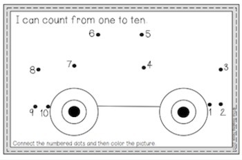 Transportation Counting Book