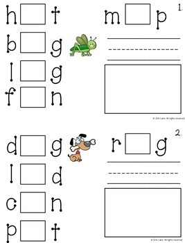 Interactive Logic Book BUNDLE!... WITH Pictures