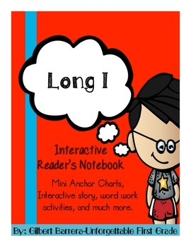 Interactive Long I for Reader's Notebook