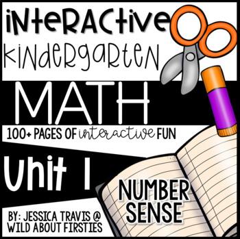 Interactive MATH {Kindergarten} UNIT 1 (Number Sense)