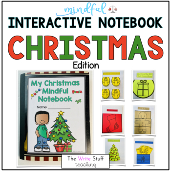 Interactive MINDFUL CHRISTMAS Notebook