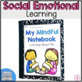 Growth Mindset Interactive Mindful Notebook