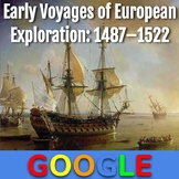 Interactive Map & Image: Early European Exploration: 1487-1522