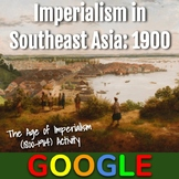 Interactive Map: Imperialism in Southeast Asia (1900)