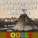 Interactive Map: Native American Culture Regions and Housi