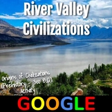 Interactive Map: River Valley Civilizations