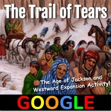 Interactive Map: Trail of Tears