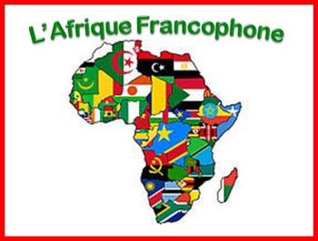 Interactive Map of Francophone Africa