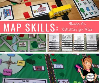 Maps Skills: Hands On Maps Center
