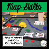 Map Skills: Hands On Maps Center Social Studies