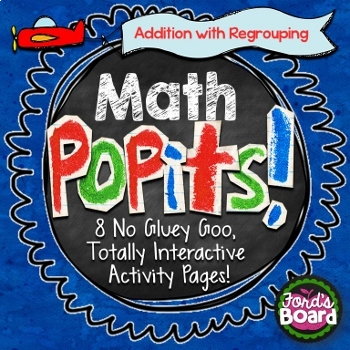 Interactive Activities for 2 and 3 Digit Addition Practice