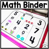Interactive Math Binder